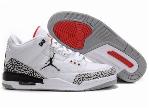 imagenes jordan retro 3 jordan 3 basketball shoes 136064 102 generation family