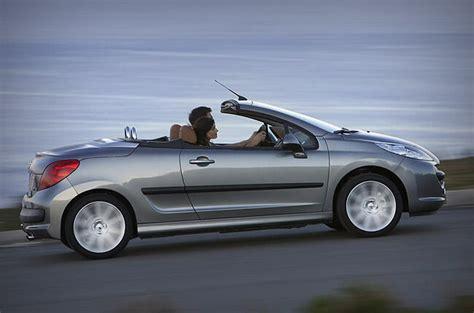 peugeot 207 convertible just car rentals peugeot 207cc group l2 cabriolet