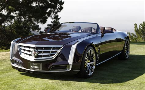 Cadillac Ciel Production Cadillac Ciel Concept Photo Gallery Autoblog