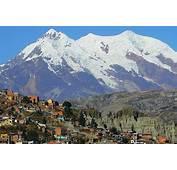 Parque Mirador Laikakota  La Paz Bolivia