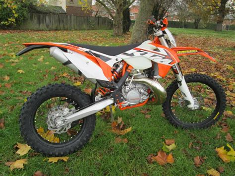 Ktm Motor Trail Ktm Exc 200 2015 Enduro Trail Motorcycle