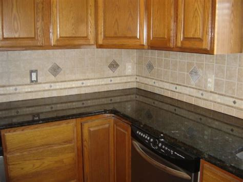 Kitchen Backsplash Glass Tile by Ceramic Tile Backsplash Pictures And Design Ideas