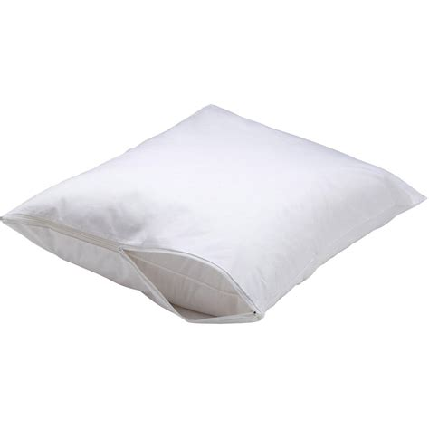 Pillow Allergies Symptoms allergy pillow covers set of 2 in bed pillows