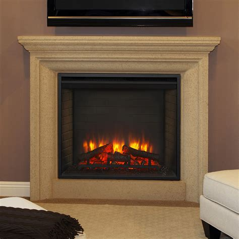Built In Electric Fireplace Simplifire Built In Electric Fireplace Leisure Time Inc