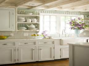 Cottage Kitchen Furniture French Country Farmhouse Kitchen French Country Cottage