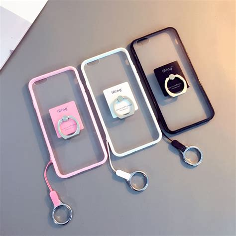 Ks Cheetah Iphone 6 6s 6plus 6splus 7 7plus korean phone for iphone 6 6s 5 5s se 6plus 6splus 7 7plus with metal key chain finger ring