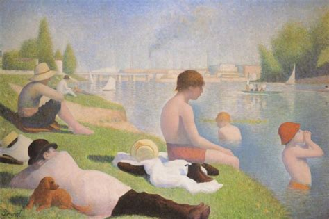 georges seurat most famous paintings georges seurat biography 1859 1891 french post