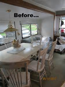 Mobile Home Interior Decorating Ideas weekend retreat before amp afters twobertis