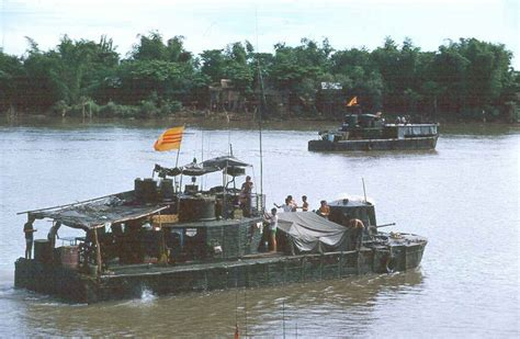 riverine boats a mobile riverine force mrf alpha boat ammo pinterest