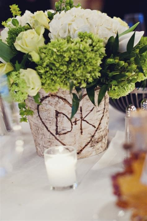 182 Best Images About Rustic Wedding Ideas On Pinterest Birch Wedding Centerpieces