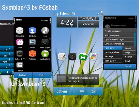 Themes Nokia C6 | symbian 3 nokia theme for n8 c7 c6 01 e7 nseries themes