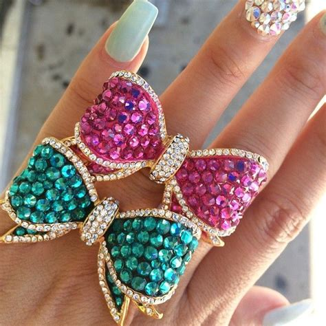 Bling Ring From Accessorize by 757 Best Bling Jewelry And Accessories Images On