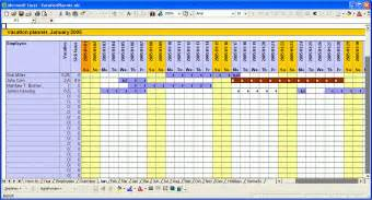 Holiday Planner Template Download Holiday Planner Template In Excel Free