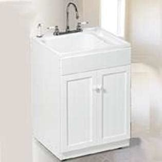 american shower and bath utility sink laundry room sink cabinet interior design styles