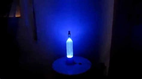 iluminacion led como hacer una lara con una botella iluminaci 243 n led