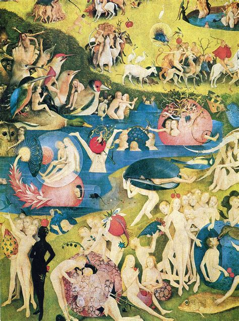 bosch le the garden of earthly delights detail hieronymus bosch