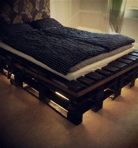 pallet bed frame ideas an inspiration for pallet bedroom furniture pallets designs