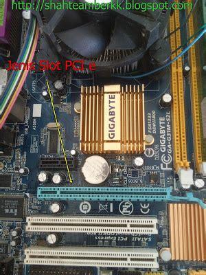Ram Komputer Di Pasaran dunia komputer anda cara untuk memasang graphic card pada motherboard komputer