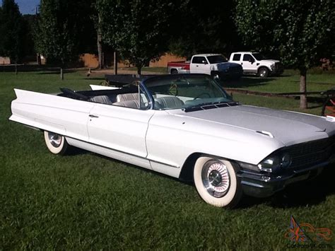 1962 cadillac convertible for sale 1962 cadillac seville convertible