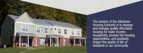Allentown Housing Authority by Allentown Housing Authority Allentown Housing Authority