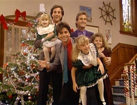 full house christmas our very first christmas show full house fandom powered by wikia