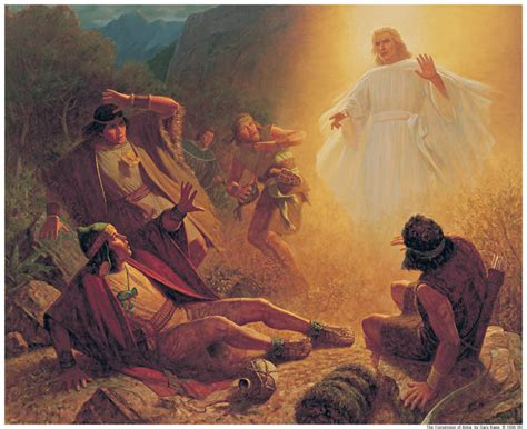 Who Was Blinded On The Road To Damascus Alma The Younger Compelling Conversion And Chiasmus