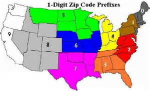 Usps Zip Code Map by Obtaining Us Zip Codes In One Step