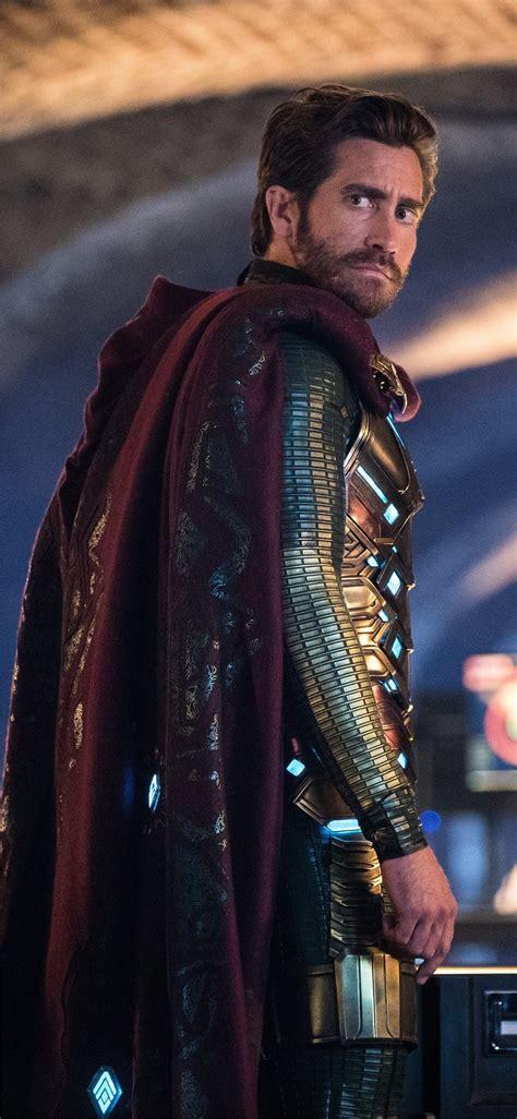 mysterio jake gyllenhaal spider man   home iphone