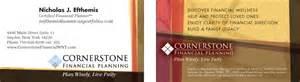 financial advisor business cards financial advisor business card design to success