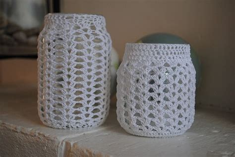 Jar Cover 3 how to crochet a jar cover pattern crochet patterns