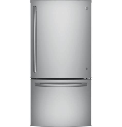 Freezer General gde25eskss general electric