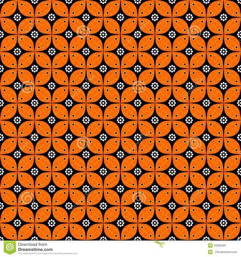 Premium Quality Luxurious Wallpaper 5 38 Pr Motif Bungashabby batik indonesia stock vector image 55350290