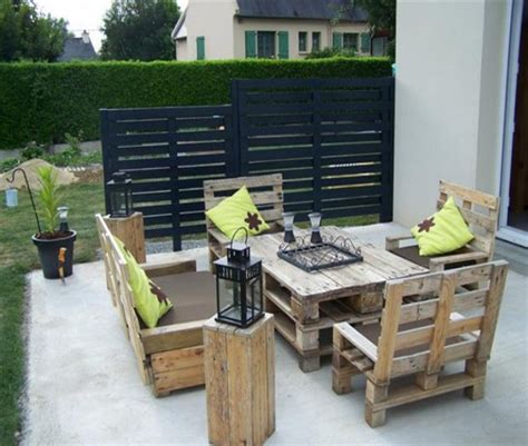 patio furniture out of wood pallets outdoor furniture out of pallets wood pallet ideas recycled upcycled pallets furniture