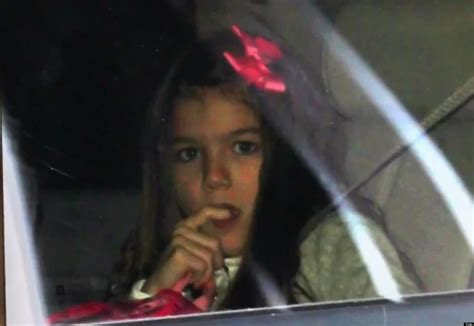 fotos d pollas chiquita suri cruise attends first day of private school tom
