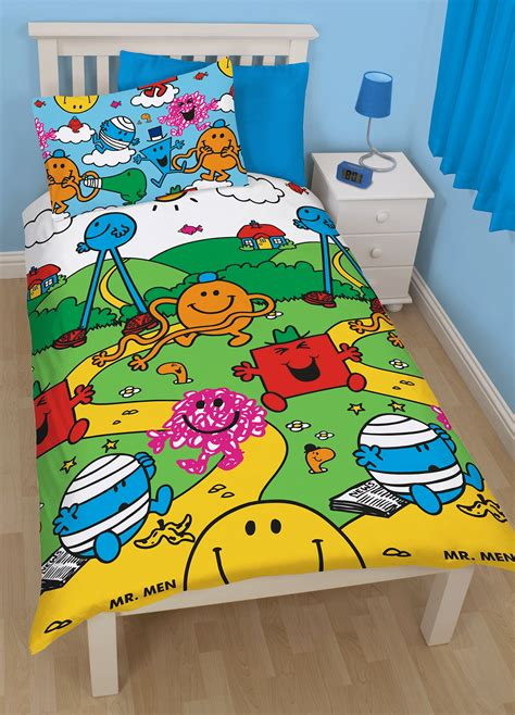 Mr Tumble Quilt Cover by Mr Miss Single Duvet Quilt Cover