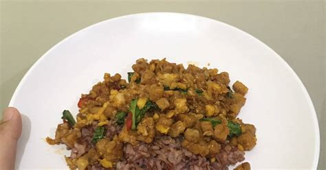 resep orak arik tempe enak  sederhana cookpad