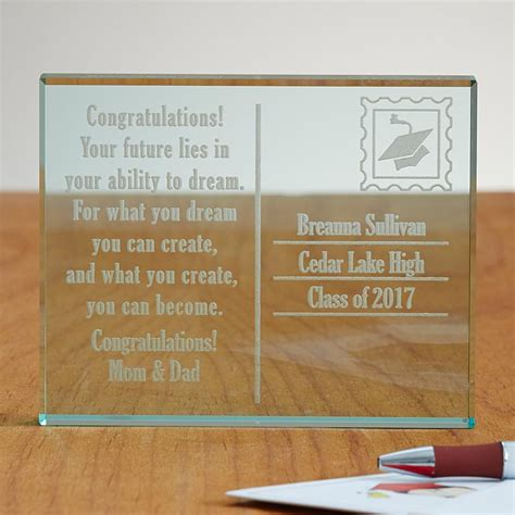 personalized congratulations gifts at personal creations
