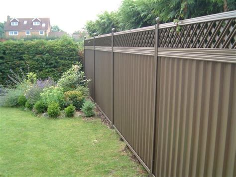 Metal Garden Fencing metal garden fence crowdbuild for