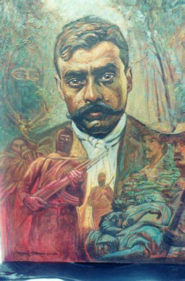 imagenes de la revolucion mexicana emiliano zapata la revoluci 211 n mexicana el zapatismo y el plan de ayala