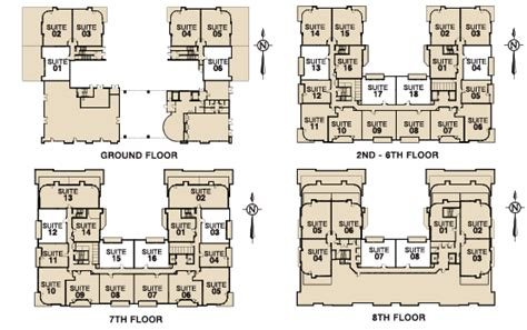 Floor Plans With Dimensions torbel plaza royale floorplans richmond