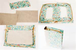 How To Make A Clutch Purse Out Of Paper - buy diy zipper book clutch tutorial see kate sew