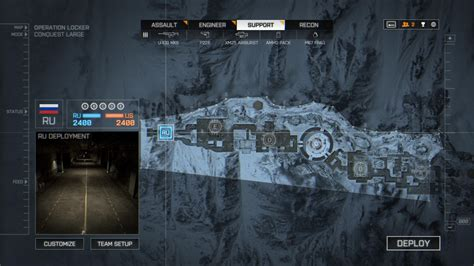 battlefield  multiplayer map layouts   sides