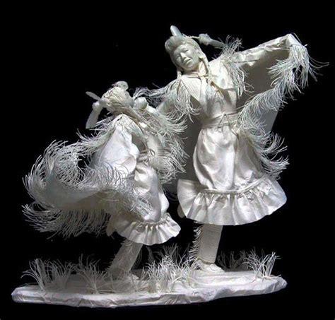 paper artists eckman cool cast paper sculptures