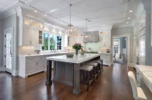 white kitchen floor ideas 30 spectacular white kitchens with wood floors page