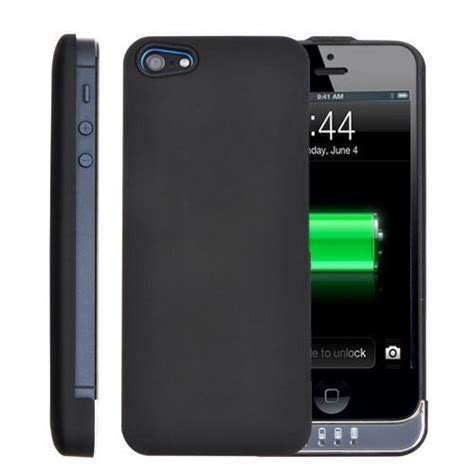phone charging box battery charging case for iphone 5 case papa
