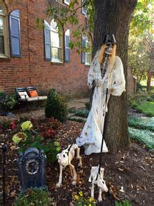Halloween Yard Decorating 25 Yard Halloween Decorations Ideas Magment
