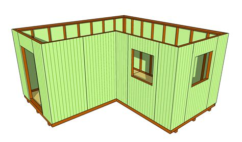 how to install siding on a shed howtospecialist how to