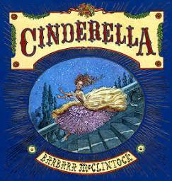 cinderella picture book barbara mcclintock children s book author and illustrator