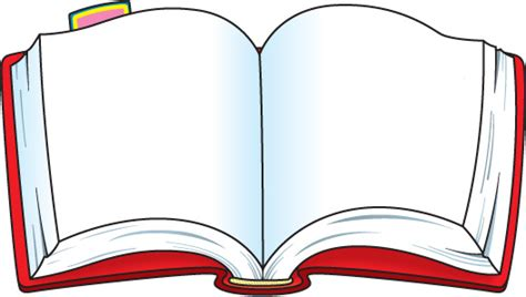 picture of an open book clip open book clipart