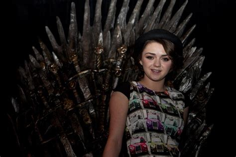 game of thrones actress williams crossword arya stark visits the revere hotel for game of thrones